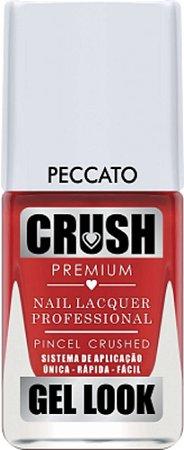Esmalte Crush Pecato Gel Look - 6 unidades