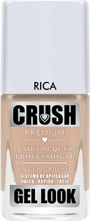 Esmalte Crush Rica Gel Look - 6 unidades