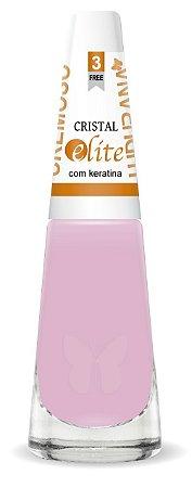 Esmalte Ludurana Cristal Rosa - 6 unidades