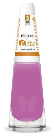 Esmalte Ludurana Purpura Rosa - 6 unidades