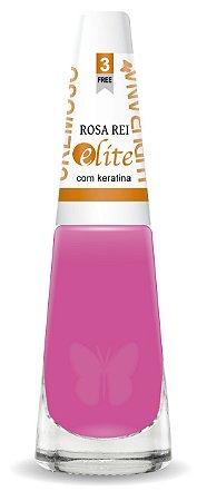 Esmalte Ludurana Rosa Rei Rosa - Caixa com 6