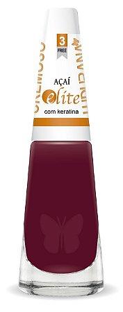 Esmalte Ludurana Açai vermelho - 6 unidades