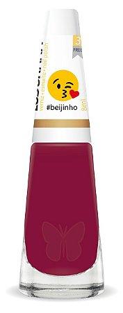 Esmalte Ludurana #Beijinho emojis - 6 unidades