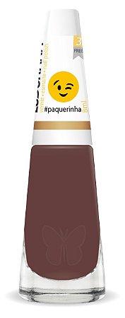 Esmalte Ludurana #Paquerinha Emojis - 6 unidades