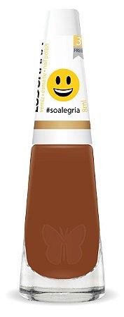 Esmalte Ludurana #Soalegria Emojis - 6 unidades