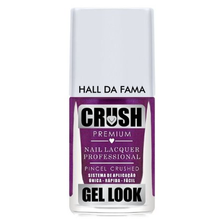 Esmalte Crush Gel Look Hall da Fama - 6 unidades