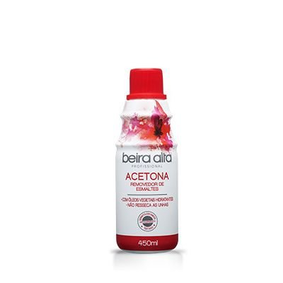 Acetona Beira Alta 450 ml - 3 unidades