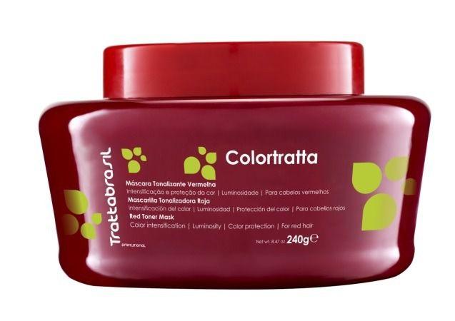 Mascara Tonalizante Color Trata Vermelho 240