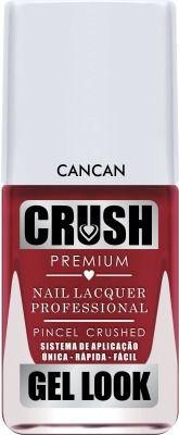 Esmalte Crush Gel Look Cancan - 6 unidades