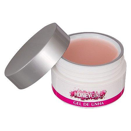 Gel Uv Light Pink 30g Honey Girl -3 unidades