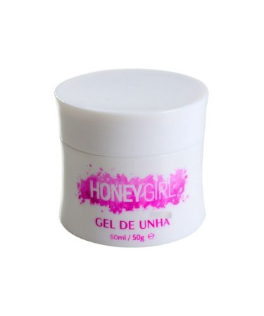 Gel Uv Darkpink 50g Honey Girl - 3 unidades