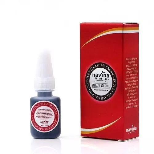 Cola Navina vermelha hipoalergenica - 3 unidades