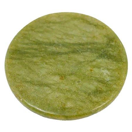 Pedra Jade Para Cola De Alongamento De Cílios - 3 unidades
