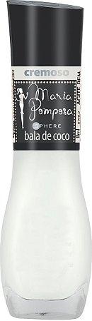 Esmalte Mohda Maria Pomposa Bala de Coco - Cx com 6