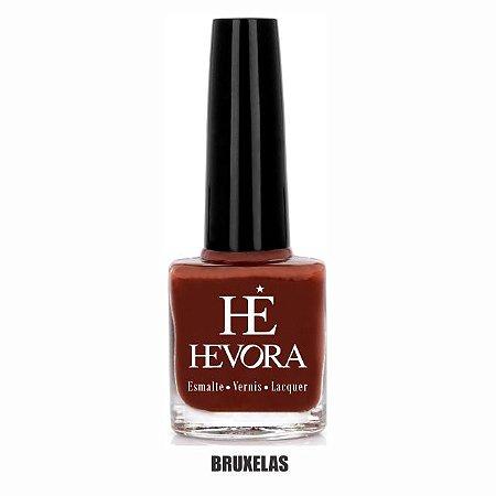 Esmalte Hevora Bruxelas - 6 unidades