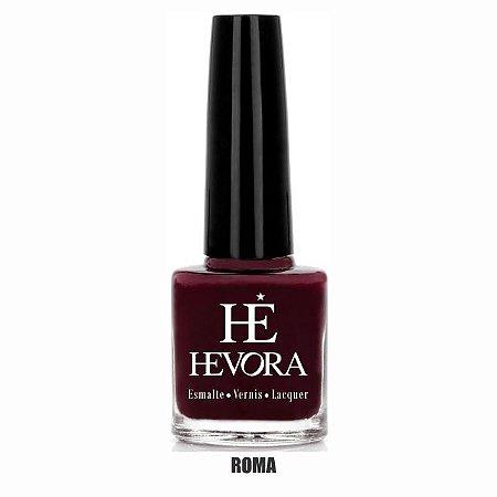 Esmalte Hevora Roma- 6 unidades