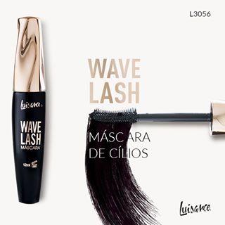Mascara De Cilios Luisance Wave Lash - 3 unidades