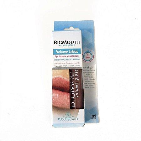 Lip Volume Big Mouth Phallebeauty nude - 3 unidades
