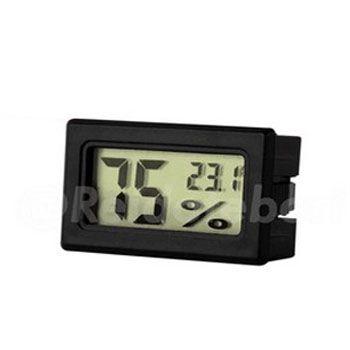 Termo Higometro Digital Temperatura E Umidade- 3 Unidades