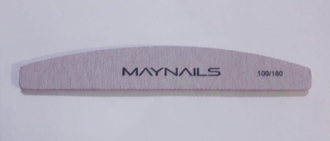 Lixa Boomerang Maynails - 3 unidades