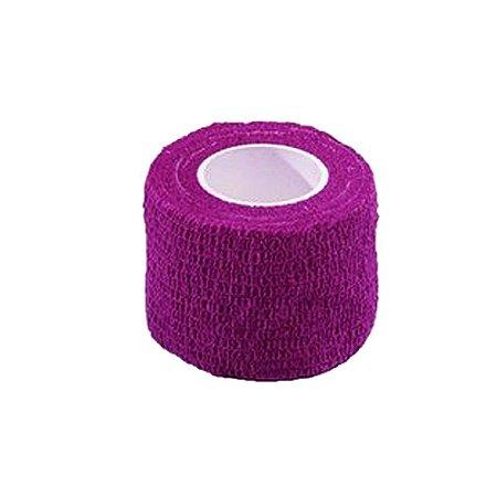 Fita Elástica Antiderrapante Cores Variadas - 3 unidades