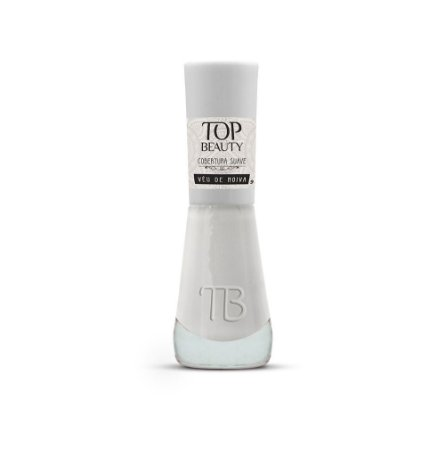 Esmalte Top beauty Véu de Noiva - 6 unidades