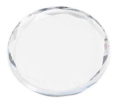 Pedra Cristal Transparente - 3 Unidades