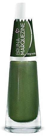 Esmalte Bruna Marquezine Degradê Verde - Caixa com 6 unidades