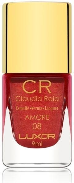 Esmalte Claudia Raia Amore - Caixa com 6 unidades