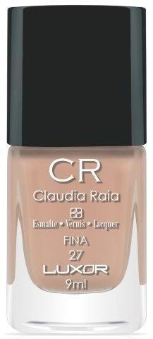 Esmalte Claudia Raia Nude Fina - Caixa com 6 unidades