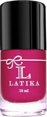 Esmalte Latika Pink Ikat - Caixa com 6 unidades