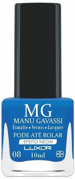 BLACK FRIDAY Esmalte Manu Gavassi  Pode até Rolar (Efeito Neon) - Caixa com 6 unidades