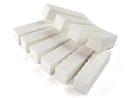 Lixa Bloco Branco - 3 unidades
