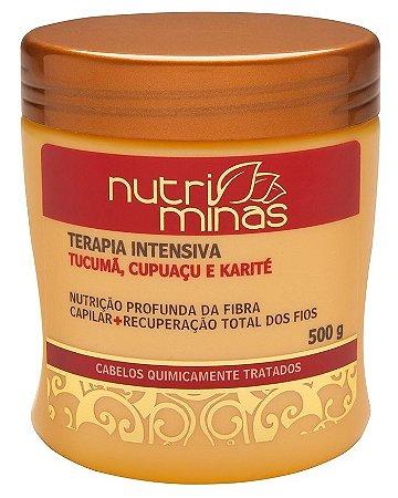 Nutri Minas Hidratação Terapia Intensiva Tucumã 500ml - 3 unidades