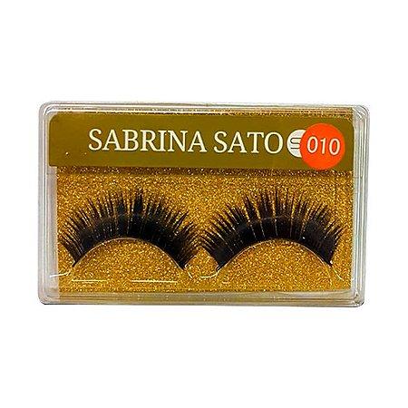 Cílios Sabrina Sato Confortável e Muito Macio - 3 Unidades