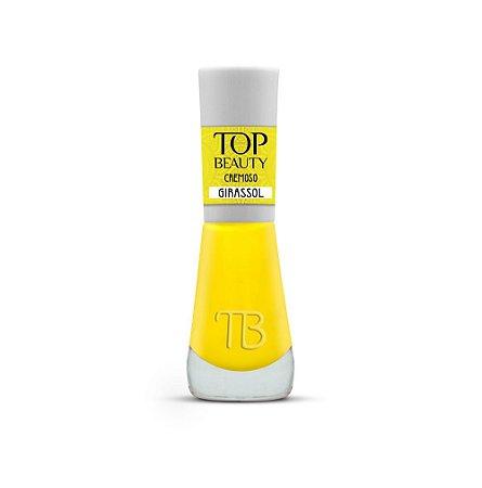Kit com 6 Esmalte New Top Beauty Cremoso Vegano - Girrasol