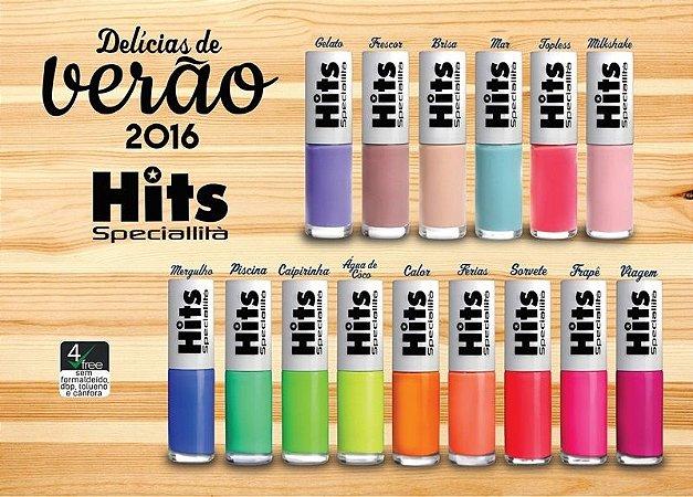 kit Coleção Hits Delicias de Verão - Caixa com 6 unidades de cada