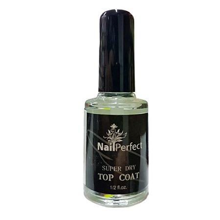 Top Coat Nail Perfect Super Dry 14 ml - 3 Unidades