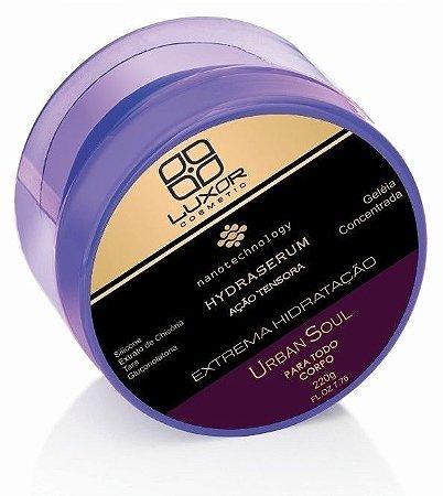 Geleia Concentrada Hydraserum 220g - Ação Tensora - Urban Soul - Caixa com 6