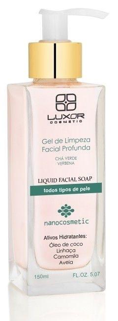 Gel de Limpeza Facial Profunda 150ml - Caixa com 6