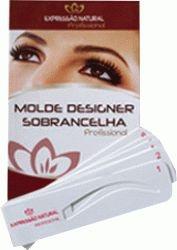 Molde Pvc Expressão Natural Kit com 06 - 3 unidades