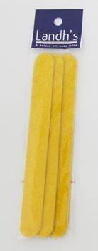 lixa canario larga com 3-Pacote com 3