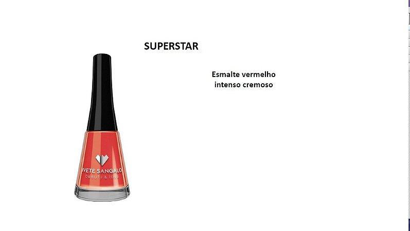 Esmalte Ivete Sangalo Superstar Caixa com 6