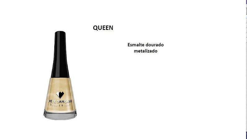 Esmalte Ivete Sangalo Queen Caixa com 6