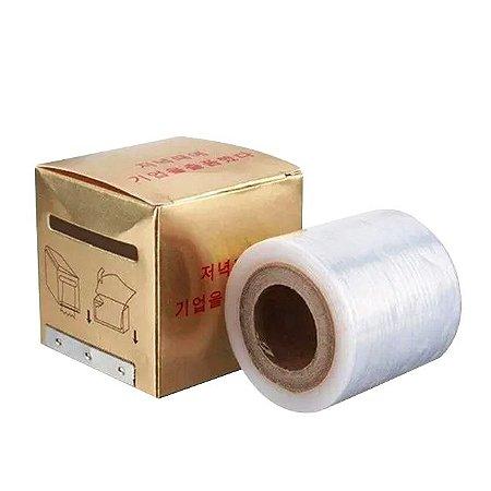 Plástico Filme Para Anestésico Microblading Micropigmentação - 3 Unidades