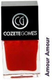 Esmalte Cozete Gomes Amour Amour (cx com 6 unidades)
