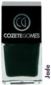 Esmalte Cozete Gomes Jade (cx com 6 unidades)