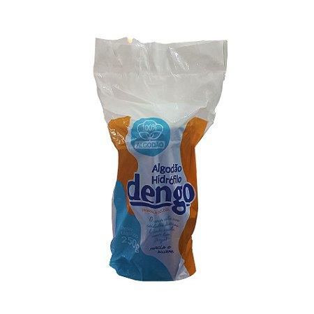 Algodão Hidrófilo Dengo 250 gr - 3 unidades