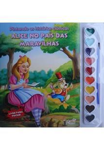 PINTANDO AS HISTÓRIAS CLÁSSICAS: ALICE NO PAÍS DAS MARAVILHAS