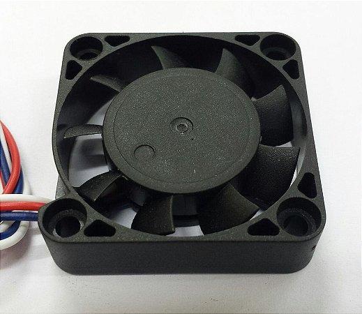 Ventilador 40x40x10mm 12V - Rolamento